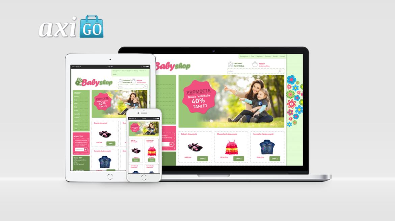 AxiGo - e-commerce platform